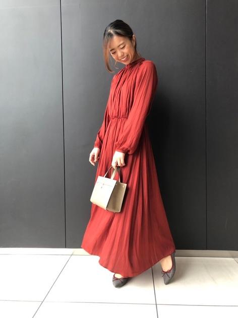 [ROSSO グランフロント大阪店][松田 ちはる]