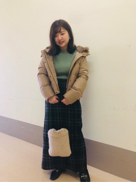 [UR Make Store ecute大宮店][安野 千晶]
