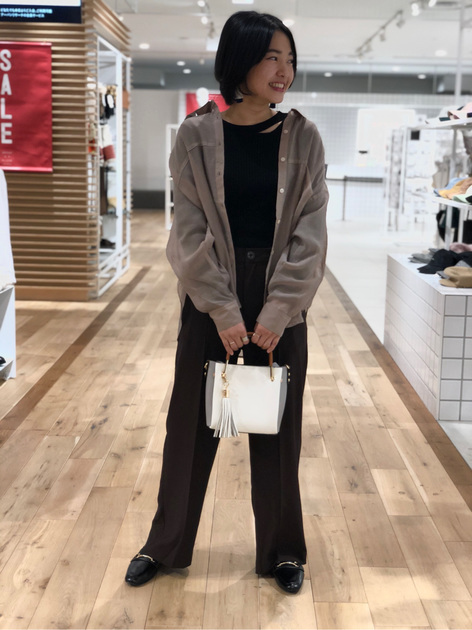 [SENSE OF PLACE タカシマヤ ゲートタワーモール店][さやか]