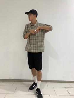 [warehouse 三井アウトレットパーク横浜ベイサイド店][藤田 樹]