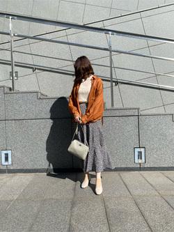 [SENSE OF PLACE 横浜コレットマーレ店][菊池 里菜]