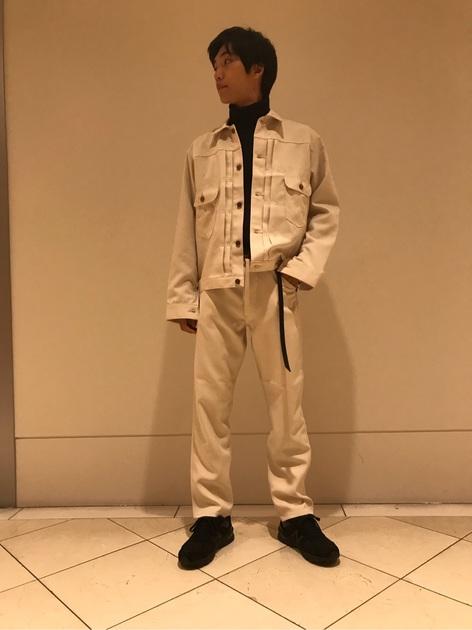 [URBAN RESEARCH なんばCITY店][小林 太良]