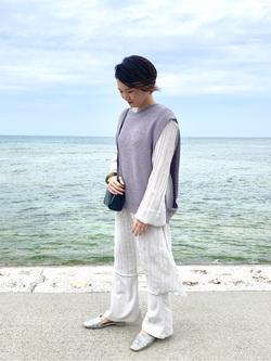 [SENSE OF PLACE 沖縄PARCO CITY店][伊敷 柚香]