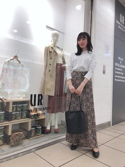 [UR MAKE STORE Echika池袋店][Kyoko]