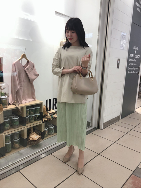[UR MAKE STORE Echika池袋店][今日子]