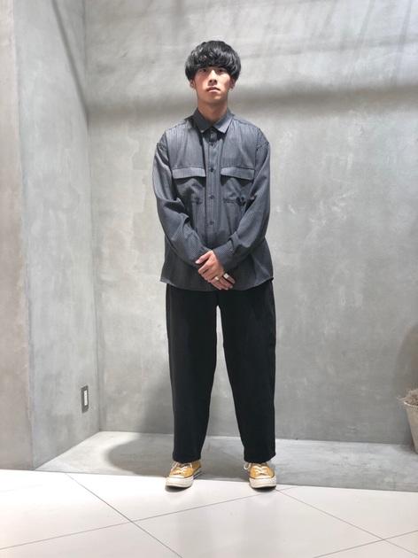 [SENSE OF PLACE セブンパークアリオ柏店][岩田 海斗]