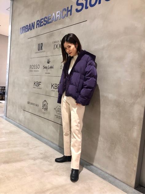 [URBAN RESEARCH Store パルコヤ上野店][Fuka]
