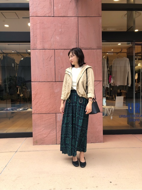 [URBAN RESEARCH Store ららぽーとTOKYO BAY店][haruka]