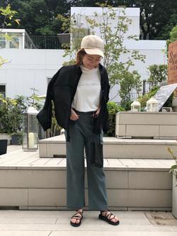 [SENSE OF PLACE キュープラザ原宿店][kanami]