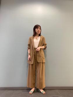 [URBAN RESEARCH 名古屋ユニモール店][德田 紫乃]