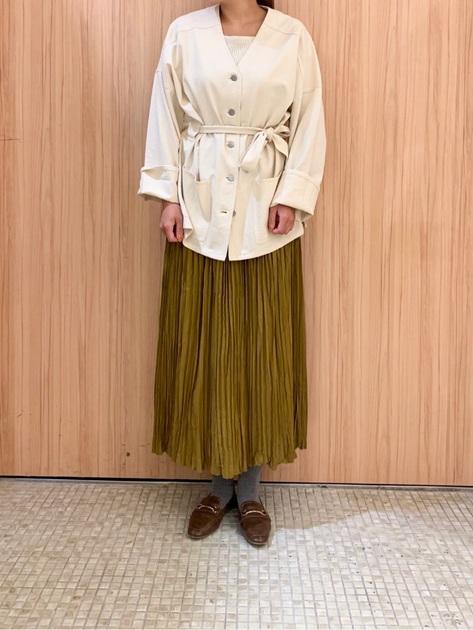 [SENSE OF PLACE グランフロント大阪店][西 彩花]