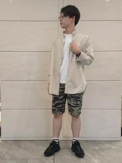 [Sonny Label LINKS UMEDA店][田中 貴也]