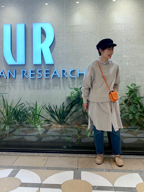 [URBAN RESEARCH 天王寺MIO店][太田 華菜子]
