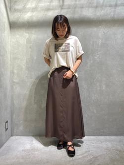 [SENSE OF PLACE セブンパークアリオ柏店][Ami]
