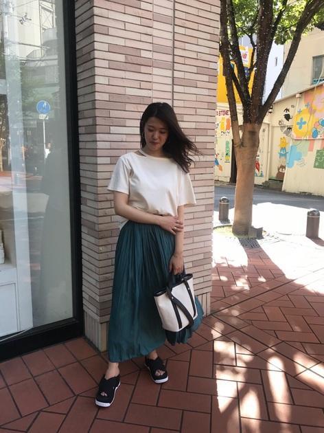 [URBAN RESEARCH NU茶屋町店][chisato fujinaka]
