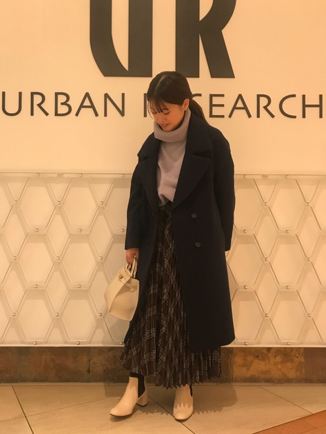 [URBAN RESEARCH NU茶屋町店][chisato]