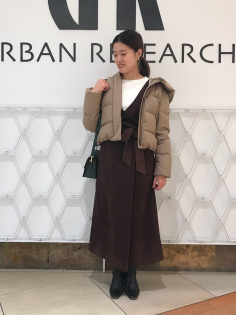 [URBAN RESEARCH NU茶屋町店][chisato]