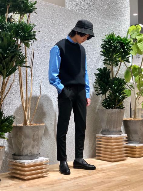 [SENSE OF PLACE テラスモール松戸店][満吉 渉]