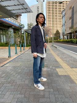 [Sonny Label グランツリー武蔵小杉店][丸山 幸汰]