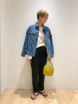 [URBAN RESEARCH 京阪モール店][内田 久美子]