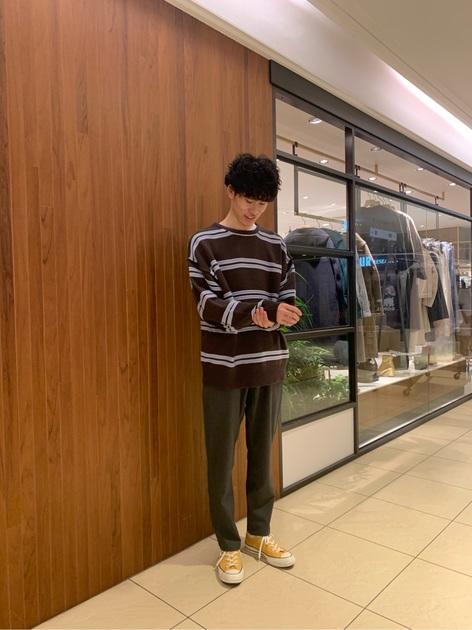 [URBAN RESEARCH ルミネ新宿店][野呂 維]