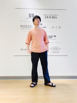 [URBAN RESEARCH Storeタカシマヤゲートタワーモール店][岩井 郁弥]