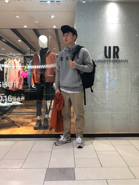 [URBAN RESEARCH なんばCITY店][斎藤 浩輔]