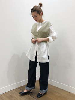 [URBAN RESEARCH Store 東京スカイツリータウン・ソラマチ店][石旻臻]