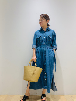 [URBAN RESEARCH 京阪モール店][mayu]
