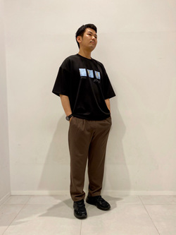 [ SENSE OF PLACE 本部][仮屋 翔太]