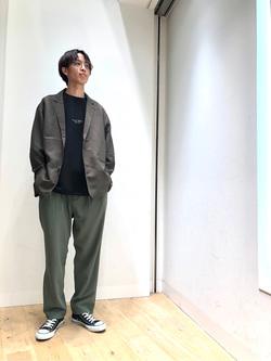 [SENSE OF PLACE なんばCITY店][小池 直樹]