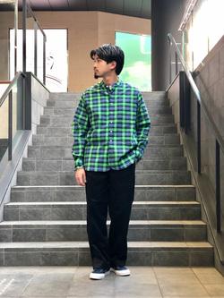 [URBAN RESEARCH ソラリアプラザ福岡店][Shinbori]