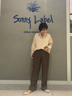 [Sonny Label グランツリー武蔵小杉店][NISHIKAWA]