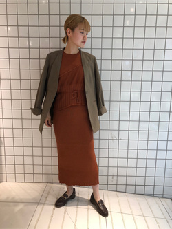 [SENSE OF PLACE 心斎橋店][Chiharu]