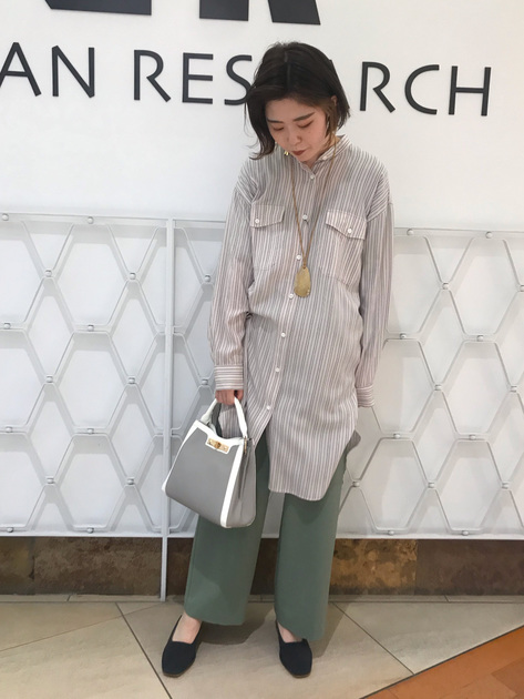 [URBAN RESEARCH NU茶屋町店][伊藤 絵梨奈]