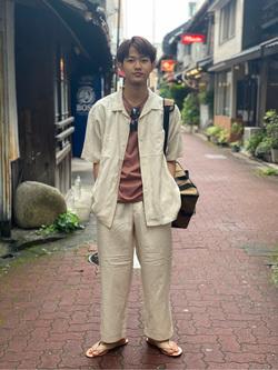[SENSE OF PLACE 名古屋店][Minato]