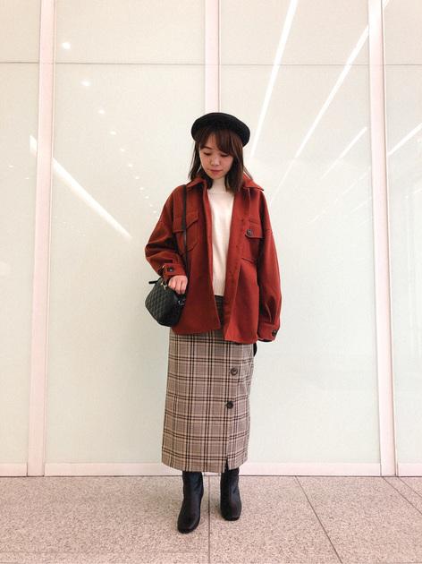 [SENSE OF PLACE 横浜コレットマーレ店][ririna]