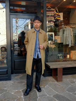 [FREEMANS SPORTING CLUB - TOKYO店][松山陽一朗]