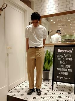 [FREEMANS SPORTING CLUB - GINZA SIX店][松山陽一朗]