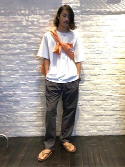 [URBAN RESEARCH TOKYO店][小笠原]