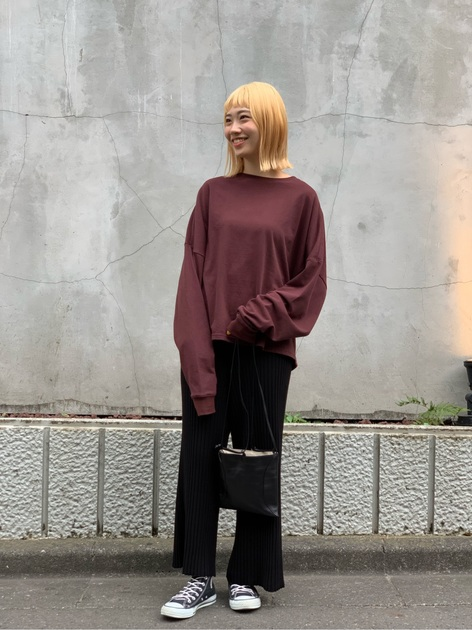 [URBAN RESEARCH 神南店][高田 幸奈]