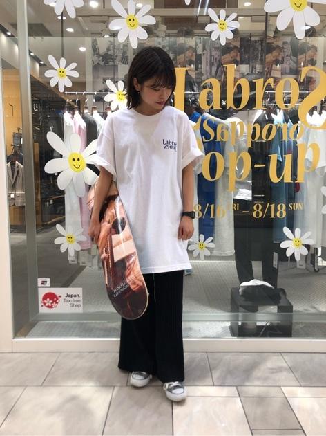 [URBAN RESEARCH 札幌ステラプレイス店][棟方 千春]