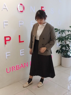 [SENSE OF PLACE グランフロント大阪店][yuri]