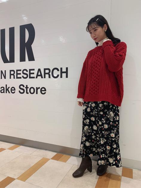 [UR Make Store 日吉東急店][桐原 史帆]