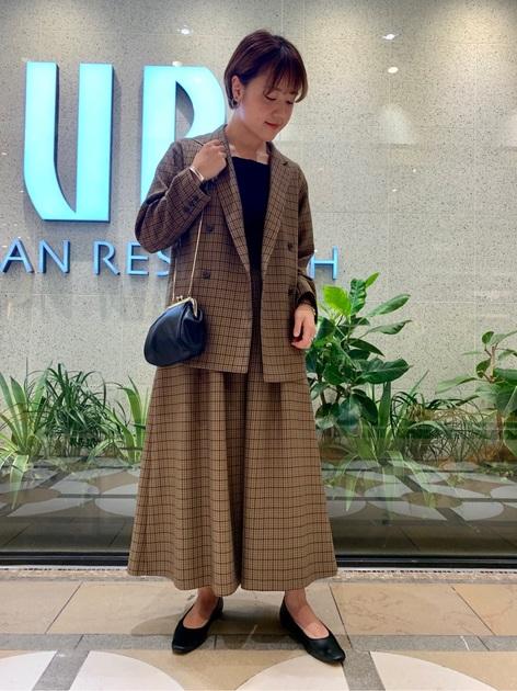 [URBAN RESEARCH 天王寺MIO店][名村 綾乃]