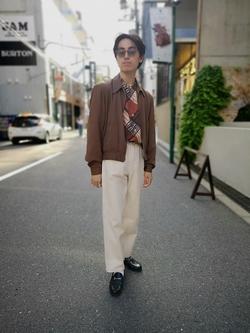 [URBAN RESEARCH 堀江店][井土 和紀]