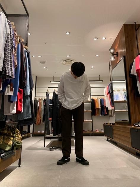[URBAN RESEARCH ルミネ新宿店][山岸 翔馬]