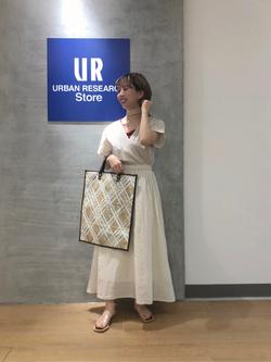 [URBAN RESEARCH Storeタカシマヤゲートタワーモール店][akari]