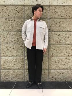 [DOORS イオンモール広島府中店][佐伯 拓海]
