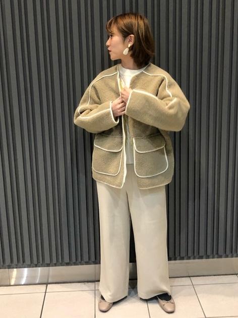 [URBAN RESEARCH Store ekie広島店][安森 沙奈]